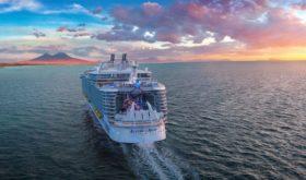 Allure ofthe Seas станет самым большим круизным лайнером вЕвропе