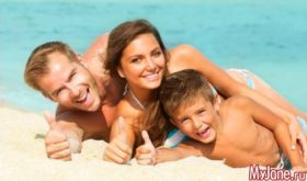 Что надо взять с собой на пляж