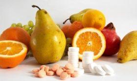 Названы витамины, которые тормозят старение организма