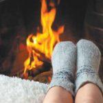 Способы согреться зимой