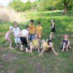 Детские праздники на природе или выездные банкеты для маленьких именинников