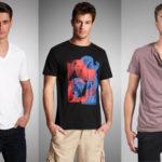 Мужская футболка. Как выбрать?