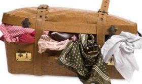 Одежда в дорогу или в чем удобнее путешествовать летом