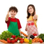 О здоровом питании в жизни ребенка или как приучить малыша к полезной пище