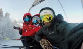Вставай на лыжи: как «сжечь» лишние килограммы за новогодние праздники