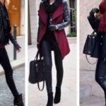 Чёрный цвет в женском гардеробе: как носить и сочетать? 20 советов