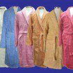 Что удобнее халат на поясе, пуговицах или молнии?