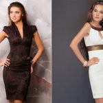 Классические вечерние платья должны быть в гардеробе каждой женщины