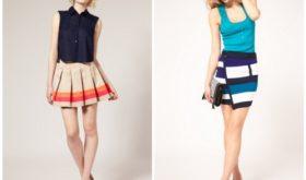 Мода на юбки в 2013 году