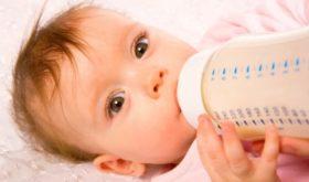 Пальмовое масло в детских молочных смесях. Нужно ли?