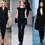 В этом сезоне 2012-2013 мода оденет представительниц прекрасного пола в стильные комбинезоны и коктейльные платья