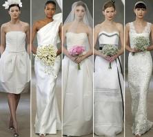 Как выбрать модное свадебное платье?