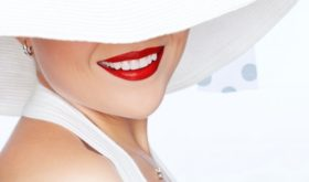 Отбеливание зубов. Химический метод