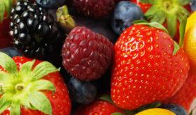 Ягоды здоровья — вишня и земляника