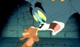 Происхождение известного мультфильма «Том и Джерри»