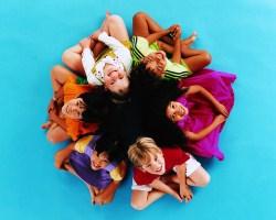Счастливые и здоровые дети — это будущее нации