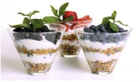 Йогуртовая диета: худеем легко