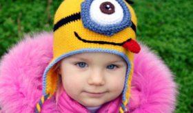 Головные уборы для детей или о том, что говорит шапка