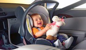Безопасное путешествие с детьми на машине: основные правила