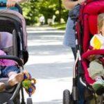 Детская коляска — ремонт дело тонкое