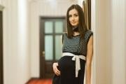 Элегантная будущая мамочка