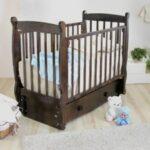 Классическая детская кроватка – удачный выбор