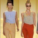 Модные топы и футболки 2011 для девушек