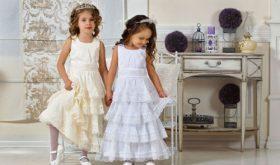 Наряды для девочек — как превратиться в настоящую леди