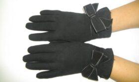 Несколько правил выбора зимних женских перчаток
