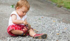 Самая первая обувь для малыша