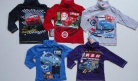 Детская одежда от компании «Квартет»