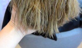 Как восстановить волосы после мелирования?