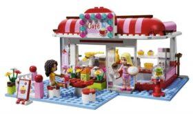 Конструктор Лего для девочек: основа развития детского интеллекта!