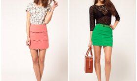 Мини-юбки: важнее красота или здоровье?