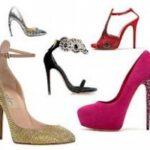 Выбор стильной обуви с журналом для женщин
