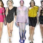 Женские платья — мода 2013