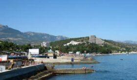 Достопримечательности городов Крыма (Алушта, Симферополь, Канака): Ботанический заповедник Канака