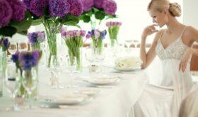Как организовать свадебный банкет? 10 советов