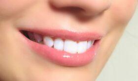 Красивые зубки, ровный прикус