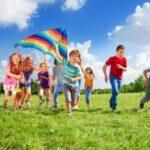 Нескучное лето: подвижные игры на свежем воздухе