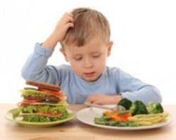 Полезные продукты, как основа принципов рационального питания детей