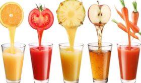 Польза и вред от свежевыжатых соков