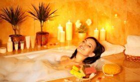 Программа восстановления для мам после новогодних каникул с помощью ванны, косметики и средств по уходу за внешностью