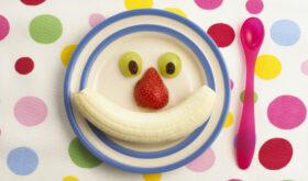 Сбалансированное питание для малышей