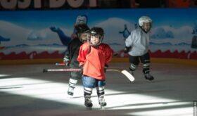 Чем полезен хоккей для ребёнка?