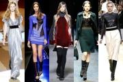 Что модно этой зимой?