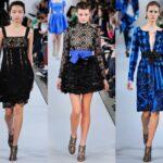 Модные платья 2013 года, и их фасоны