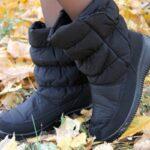 Теплая зимняя обувь для женщин или как не замерзнуть в морозы