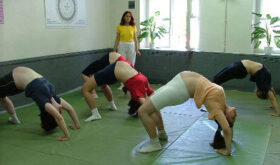 Упражнения для облегчения родов