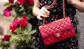 История женской сумки
